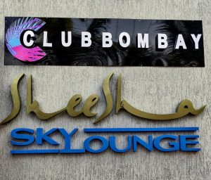 Club Bombay At Sheesha Sky Lounge